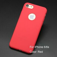 Matte TPU Silicon Candy Colors Phone Case for IPhone 6/6s Plus IPhone 7/7 Plus