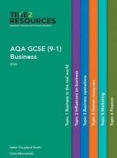 AQA GCSE 9-1 Business Revision Guide