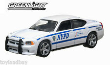 Greenlight Hot Pursuit Series 12 2010 Dodge Charger NYPD New York City 1:64 Sc