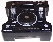 DJ Tech i-Jockey Mobile DJ Mixer Station with Built-in iPod Dock