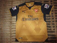 Cervantez #23 Arsenal Barclays puma Jersey M Medium Adult