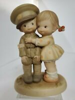 "VINTAGE ENESCO MEMORIES OF YESTERDAY ""YOU'LL ALWAYS BE MY HERO"" 1991"
