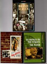 dvd The Bronze Screen, Bicycle Thief, Orphan On Streets