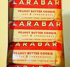 HUGE LOT OF 80 Larabar Gluten Free Bar Peanut Butter Cookie 1.6oz OCT/2019 FRESH
