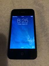 Apple iPhone 4 - 8GB - Black (Verizon) A1349 (CDMA)- No Bundle Great as iPod !!!
