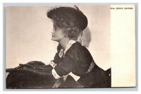 Vintage Early 1900's Postcard Grace George Broadway Actress UNPOSTED