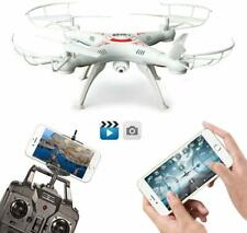 Syma X8W FPV Real Time 2.4Ghz 6 Axis Gyro Headless - BRAND NEW
