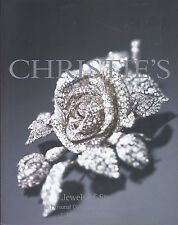 CHRISTIE'S JEWELS OF STYLE Leighton Collection Cartier Belperron Webb Catalog 04