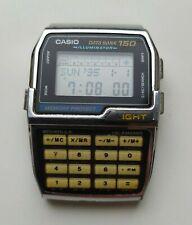 RARE Vintage Casio DBC-1500 Digital Data Bank Calculator Watch Module 1477