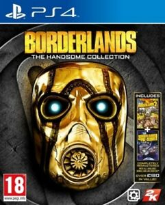 Borderlands: The Handsome Collection (PS4) PEGI 18+ Adventure: Free Roaming