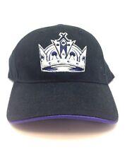 Los Angeles Kings Toddler Adjustable Strap Kids NHL Hockey Crown Hat Top Gun Cap