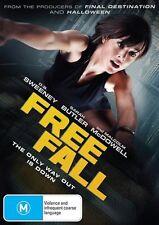 Free Fall NEW R4 DVD