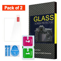 (Pack of 2) Screen Protector Tempered Glass for Panasonic DC-GH5 DC GH5 GH5s