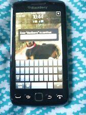 Blackberry torch 9860 black phone spares or repair