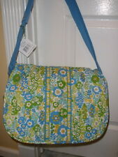 Vera Bradley Messenger Bag English Meadow  Retired Pattern - New with Tag $84.00