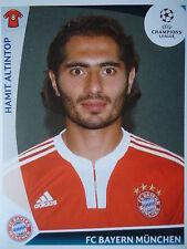 Panini 16 Hamit Altintop Bayern München UEFA CL 2009/10