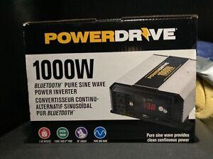 Powerdrive PDIPS1000B Pd 1000w Pure Sine Wave Inverter