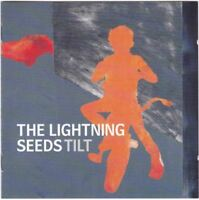 THE LIGHTNING SEEDS tilt (CD, album) pop rock, synth pop, very good condition