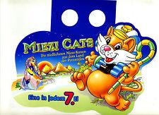 Paletten-Anhänger--Ü-Ei-Miezi Cats-Lustige Katzen
