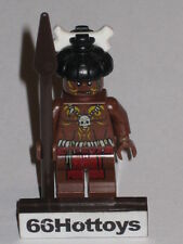 LEGO Pirates of the Caribbean 4182 Canniba Mini Figure NEW