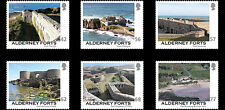 Alderney 2015  Forten   postfris/mnh