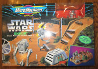 STAR WARS Micro Machines Endor Playset - Mint in Box
