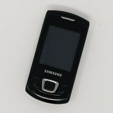 "Samsung Monte E2550 2"" 2G - Slide Mobile - Black - Working Condition - Unlocked"