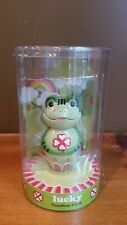 Itsy Bitsy Buddy Frog Lucky Sending Luck Collectible Friendship Figurine - New
