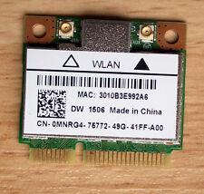 Neu.Dell  Wireless DW1506 Wlan Atheros Model:AR5B125 WiFi 802.11b/g/n