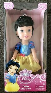 My First Disney Princess Toddler Snow White Doll Kids Toy Brand New Still boxed
