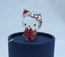 Swarovski Christmas Hello Kitty Christmas Gift, Crystal Authentic MIB 5058065