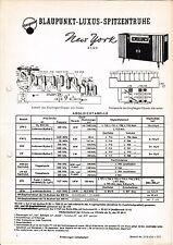 Service Manual-Anleitung für Blaupunkt New York 4540