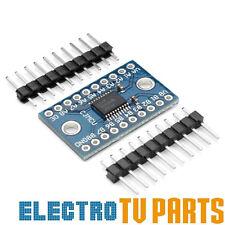 TXS0108E 8 channel façon logique niveau convertisseur module haute vitesse full duplex
