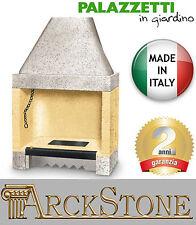 ARCKSTONE Caminetto Legna Aperto Palazzetti in Giardino Palex SL64 New Easy Line