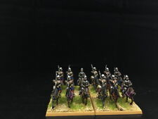 15mm Ancient DPS painted Feudal and Early Medieval Medium Bowmen in helmets 837