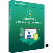 Kaspersky Secure Connection 2021 VPN 2021 5-PC Neu Top PC MAC ANDROID