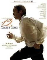 12 Years a Slave [Blu-ray] Blu-ray