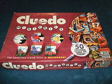 CLUEDO MYSTERIES--FAMILY BOARD GAME BY PARKER 2006