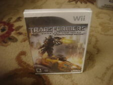 Transformers: Dark of the Moon -- Stealth Force Edition  (Wii, 2011)