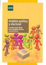 UNED Análisis Politico y Electoral, eBook, 2012