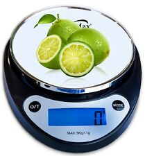 Weighmax 1280 Digital Kitchen scale Mailing scale Diet Bake 5KG/11LB