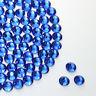 Diamante Me Sapphire Crystal Glass Glue On Diamante size 4,5mm