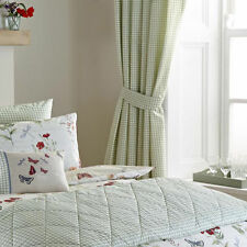 Polycotton Country Curtains & Pelmets with Pencil Pleat