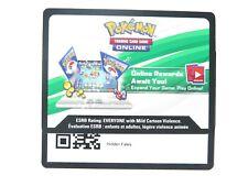 1 x Pokemon Hidden Fates PTCGO Online Code Card
