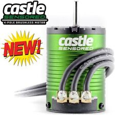 Castle Creations 060-0056-00 4-Pole Sensored BL 1406-4600KV Motor ONLY