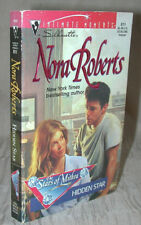 HIDDEN STAR Nora Roberts Stars of Mithra Bk 1 Silhouette Intimate Moments #811