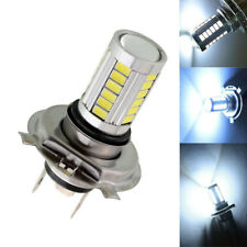 H4 Super Bright 5630 SMD 33-LED 12V Auto Car White Fog Lamp Light Bulb Driving