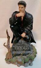 "BUFFY THE VAMPIRE SLAYER - Rare Angel 8"" Plastic Display Figure 1999 20th C Fox"