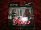 MINIMATES THE WALKING DEAD SAILOR ZOMBIE AND LEG BITE ZOMBIE