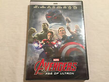 The Avengers Age Of Ultron (DVD, 2015) BRAND NEW - FREE SHIPPING TO THE US!!!
